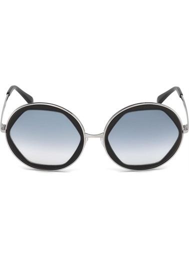 Emilio Pucci  Ep 0036 01B Kadın Güneş Gözlüğü Mavi
